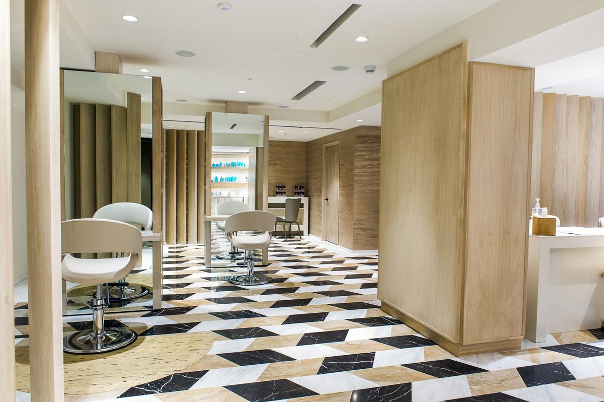 Re-imagined Spa At Ritz-carlton South Beach Debuts New High-tech ... Modernes Design Spa Hotel