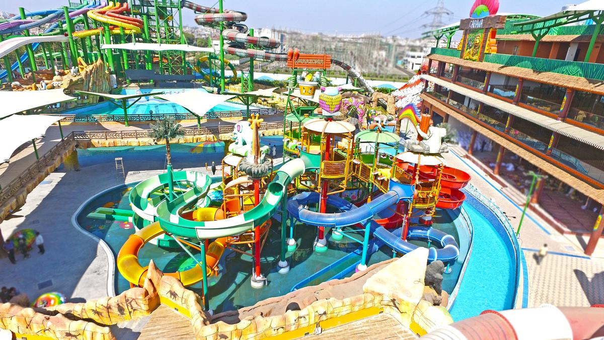 Study of amusement and theme park industry in india essay