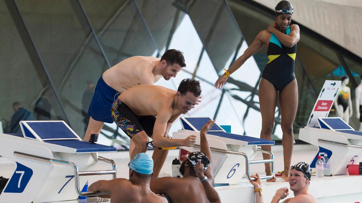 Swim England wants to grow the number and diversity of people swimming regularly