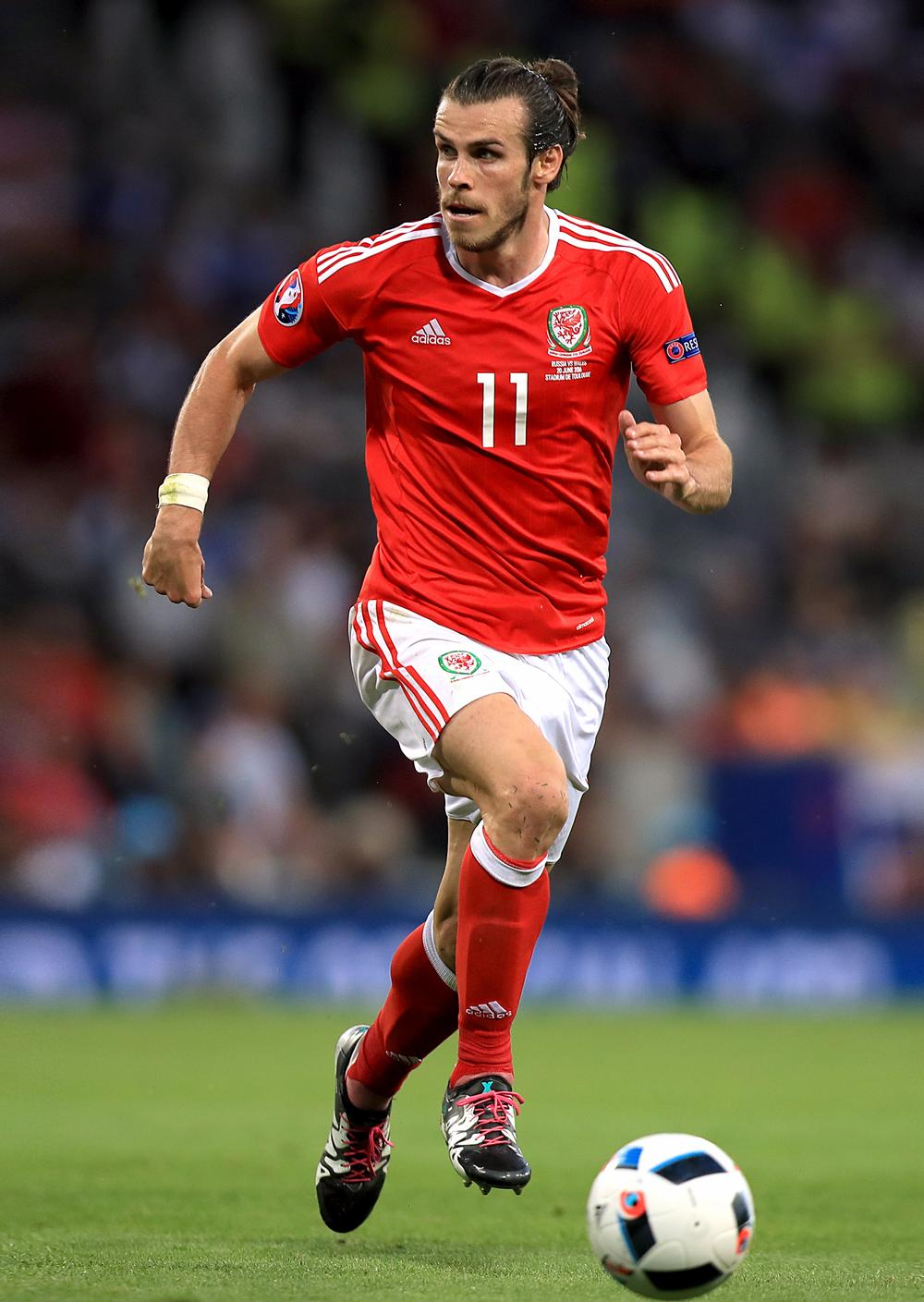 Cover star: Footballer Gareth Bale's electric performances at the Euro 2016 tournament has made him a national hero – and could inspire more children to take up sport / Mike egerton / press association iamges