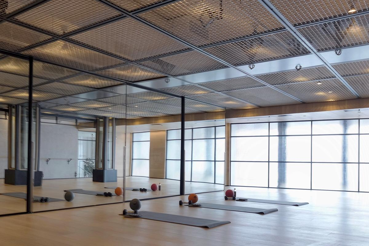 Project by Equinox has launched with 38 classes per week