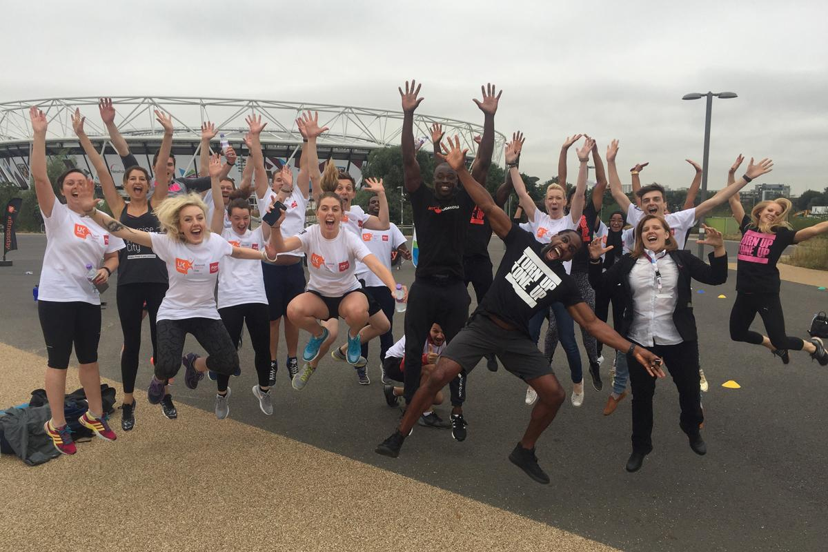 National Fitness Day 2017 will take place on 27 September