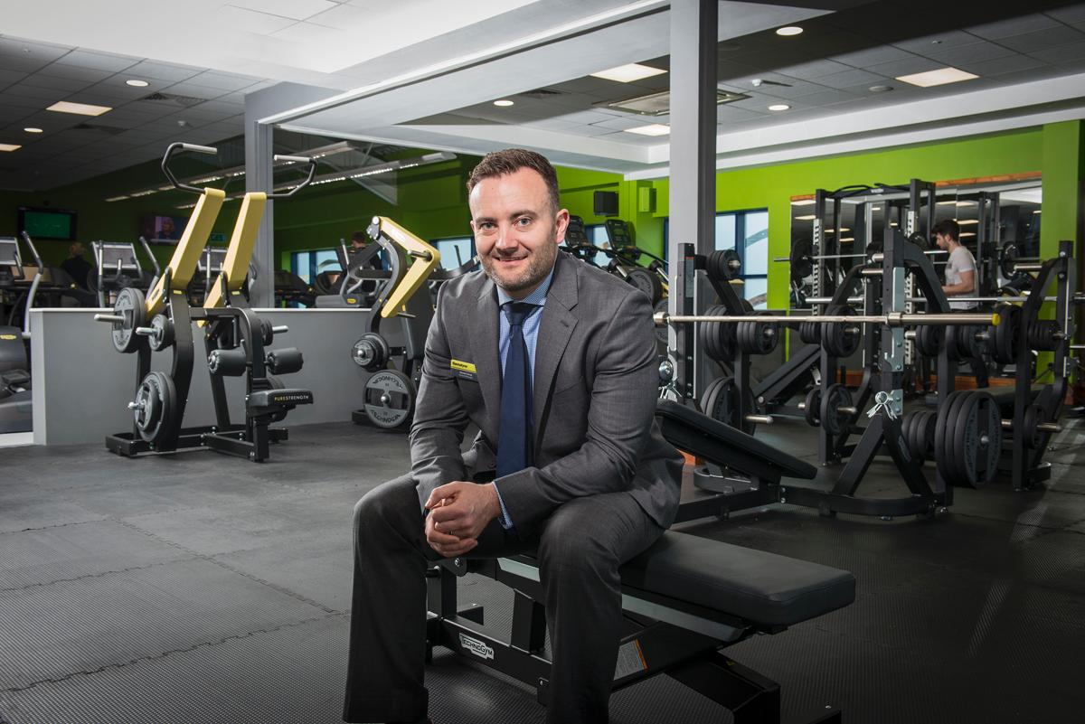 "Daniel Gray says ""functional training is the way the industry is progressing"""