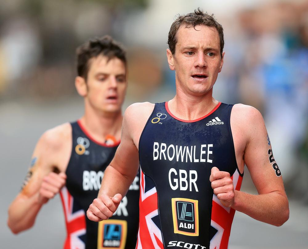 The Brownlee brothers took gold (Alistair) and silver (Jonny) in the men's triathlon in Rio