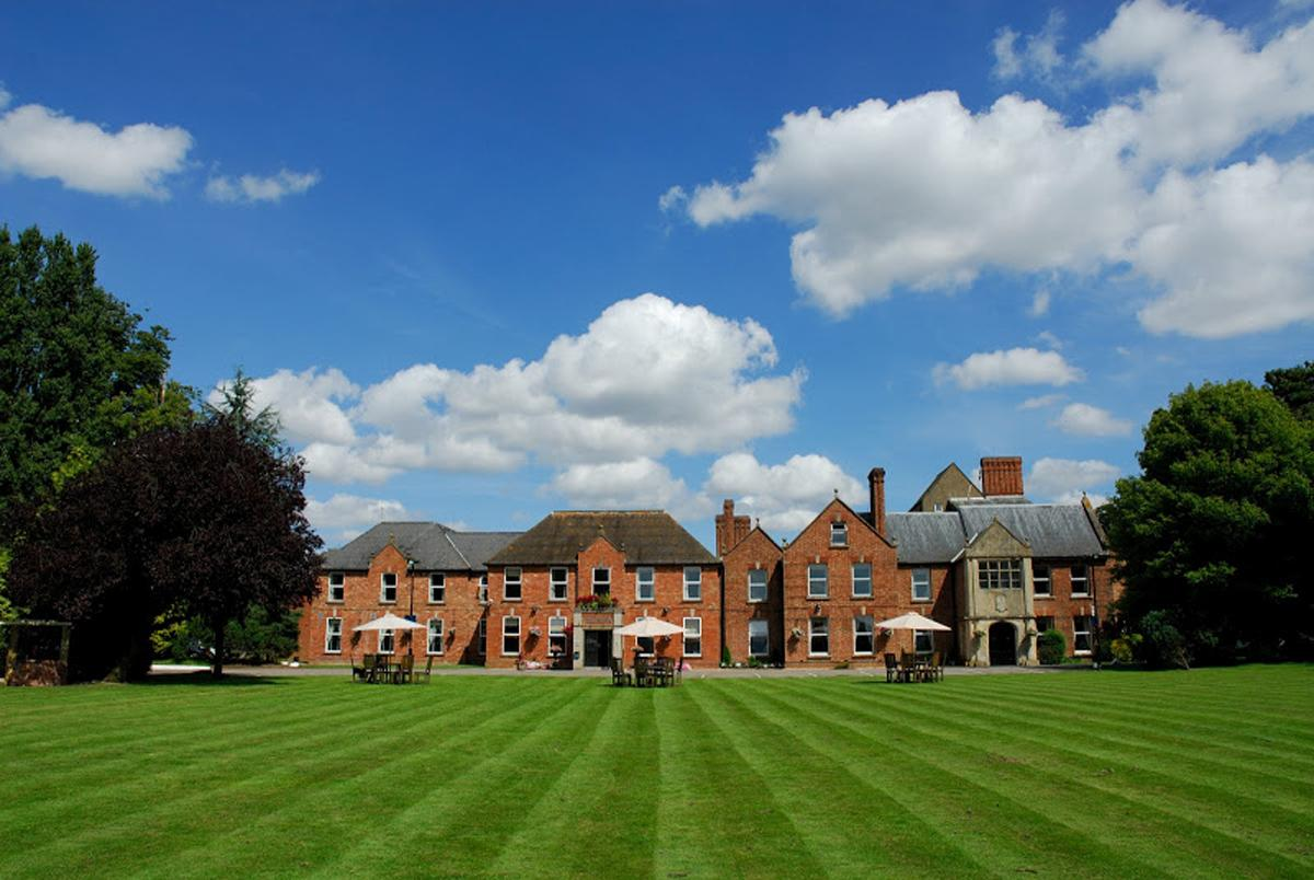 Originally discussed back in 2002, the plans to build a spa were shelved. Now, however, the investment money will come from the business itself / Hatherley Manor Hotel