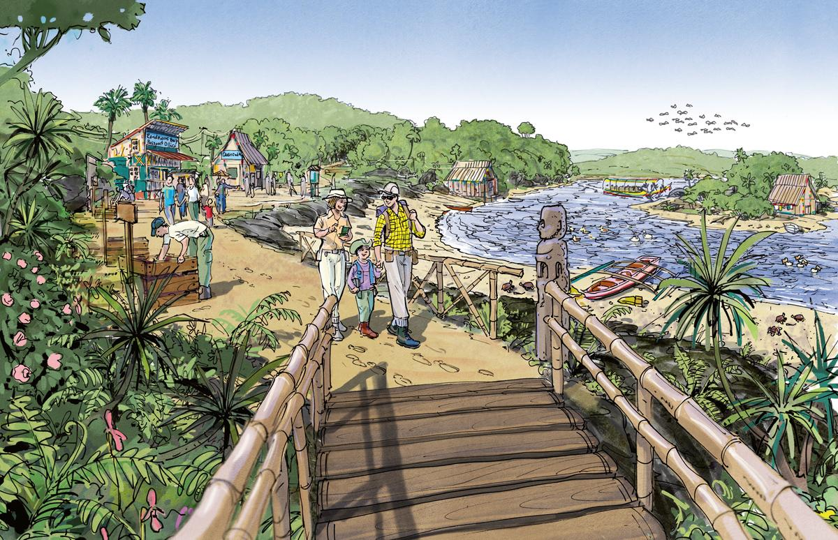 Chester Zoo Announces Phase Two Expansion Attractionsmanagement - Heart-of-africa-biodome-at-chester-zoo