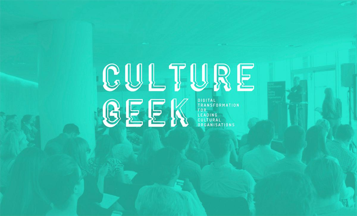 CultureGeek takes place on 19 May at Kensington's Royal Geographic Society