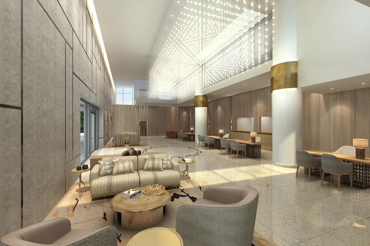 Hong Kong-based hotel designer Peter Silling has been retained to develop the design concept