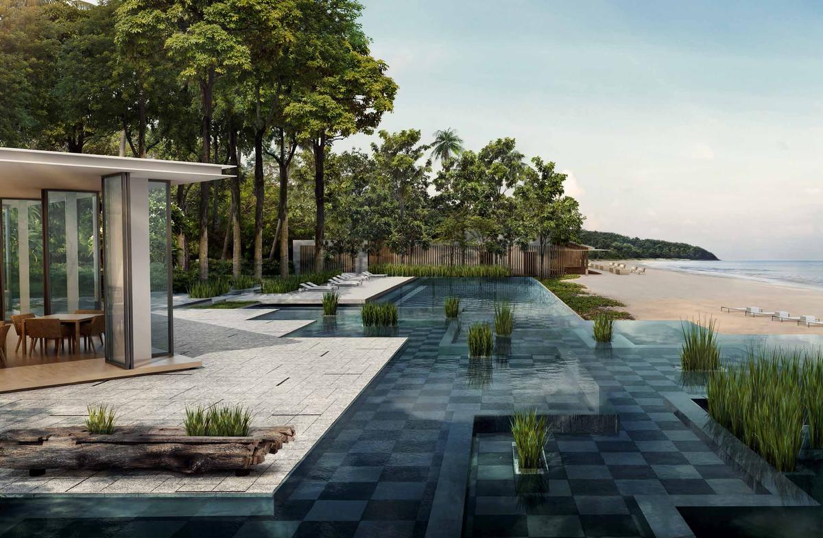 Alila bringing villas eco resort to cambodian island the first alila villas resort outside of bali alila villas koh russey will be a 15 minute boat ride from the cambodian coast malvernweather Choice Image