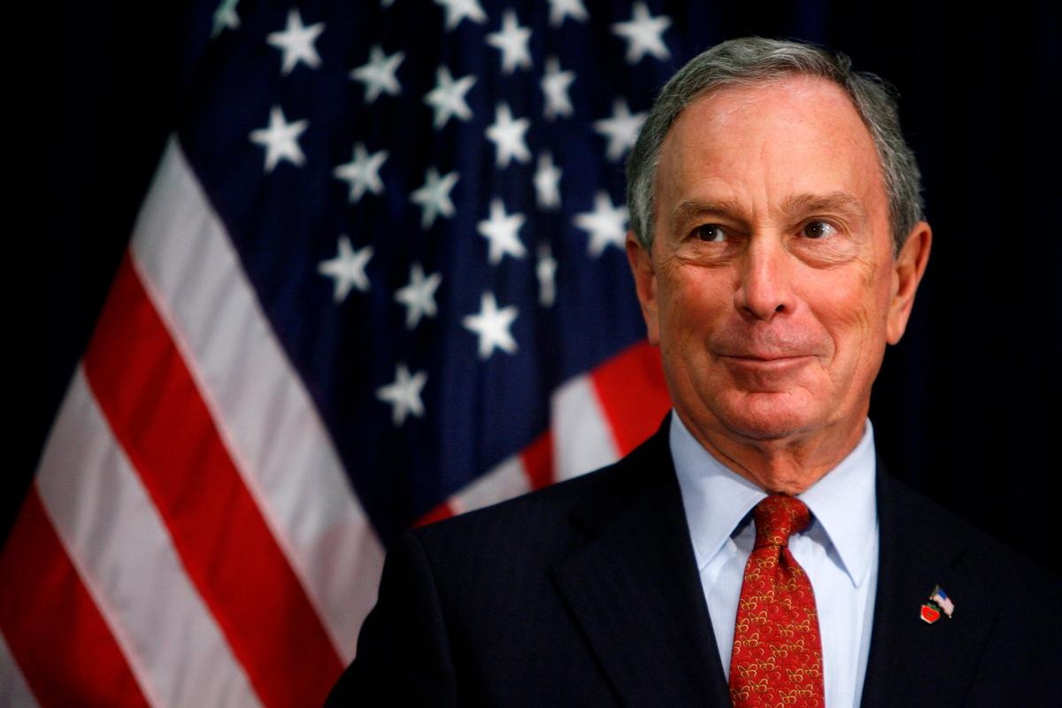 Bloomberg made an initial donation of US$15m (€13.3m, £11.7m) in 2012, contributing a further US$60m (€53.5m, £46.6m) towards the project this week