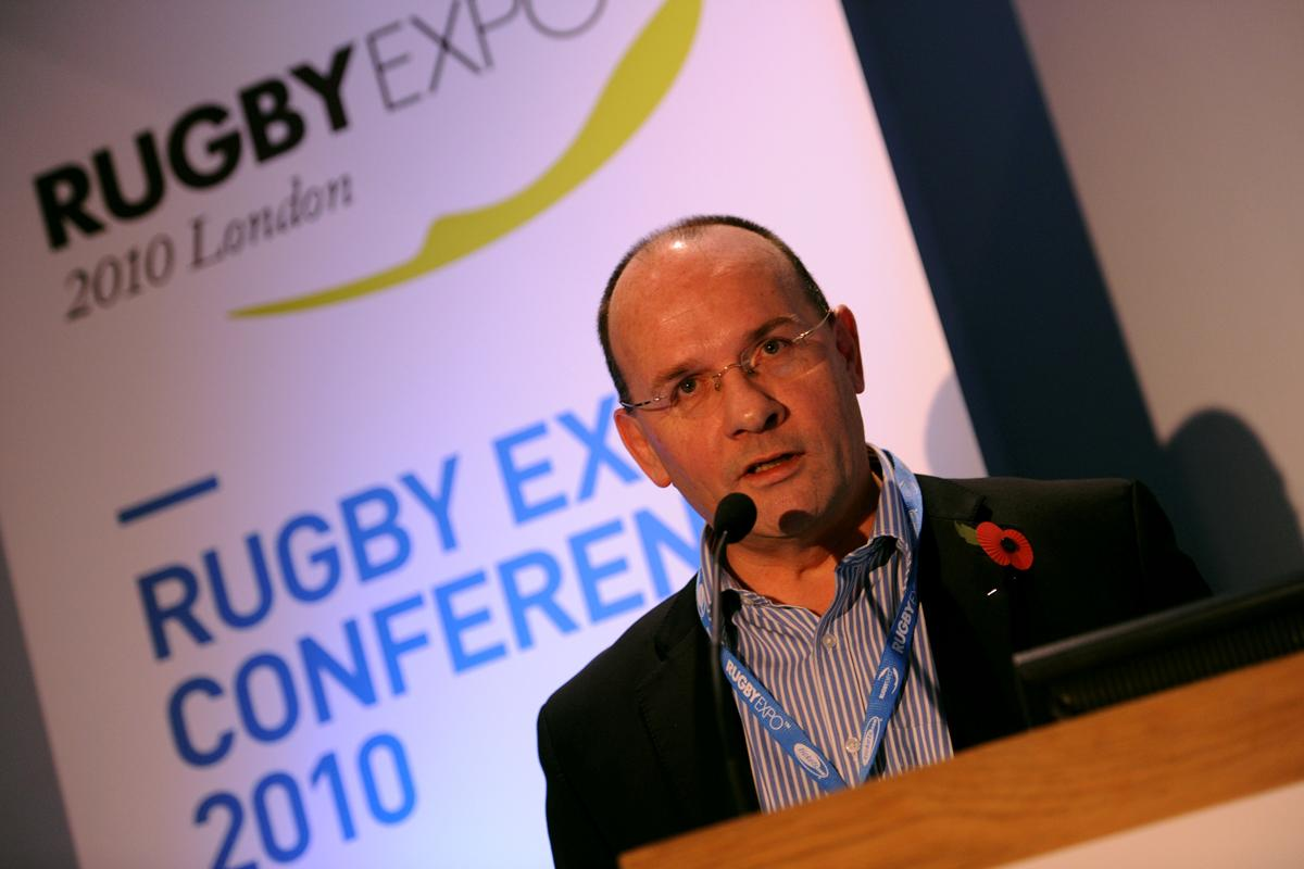 Evans held senior roles with both Harlequins and Saracens /  EMPICS Sport/EMPICS Sport