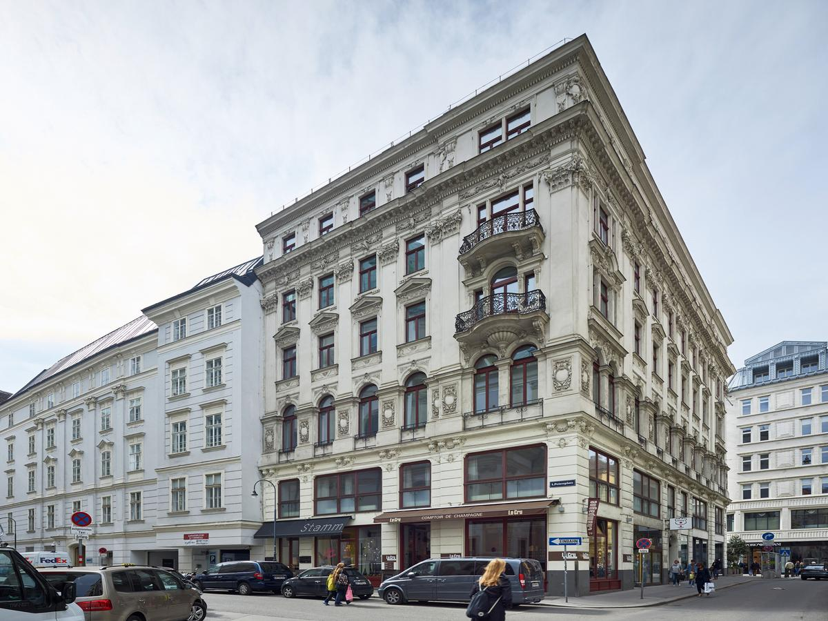 Rosewood Vienna to be housed in historic 18th century building