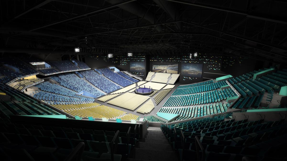 HOK design first arena for Abu Dhabi's Yas Island