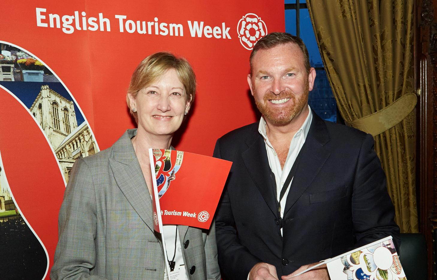 Donoghue, who also chairs the Tourism Alliance, takes up the role of ambassador for culture
