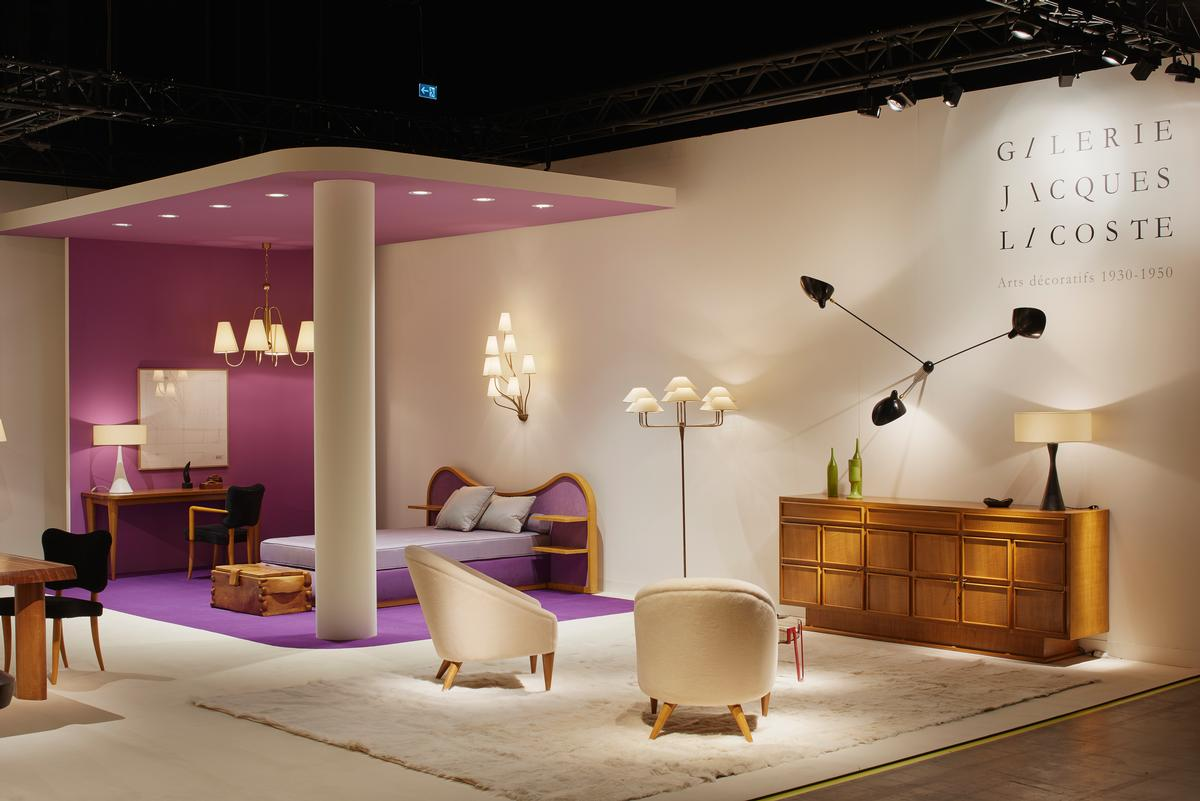 Attractive Exhibitions Of Twentieth And Twenty First Century Furniture, Lighting,  Jewellery And Modern Art Will Be Showcased At The Fair / Design Miami/Basel
