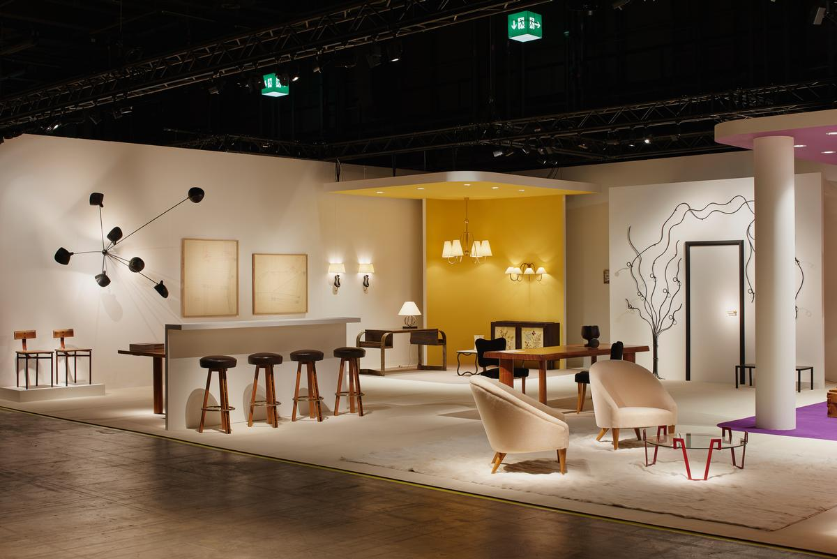 Exhibitions Of Twentieth And Twenty First Century Furniture, Lighting,  Jewellery And Modern Art Will Be Showcased At The Fair / Design Miami/Basel