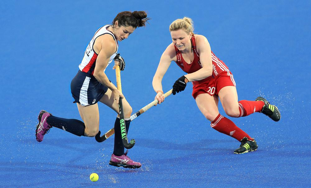 The number of young people now playing hockey has rocketed by 65 per cent since the London 2012 Games / adam devy / press association