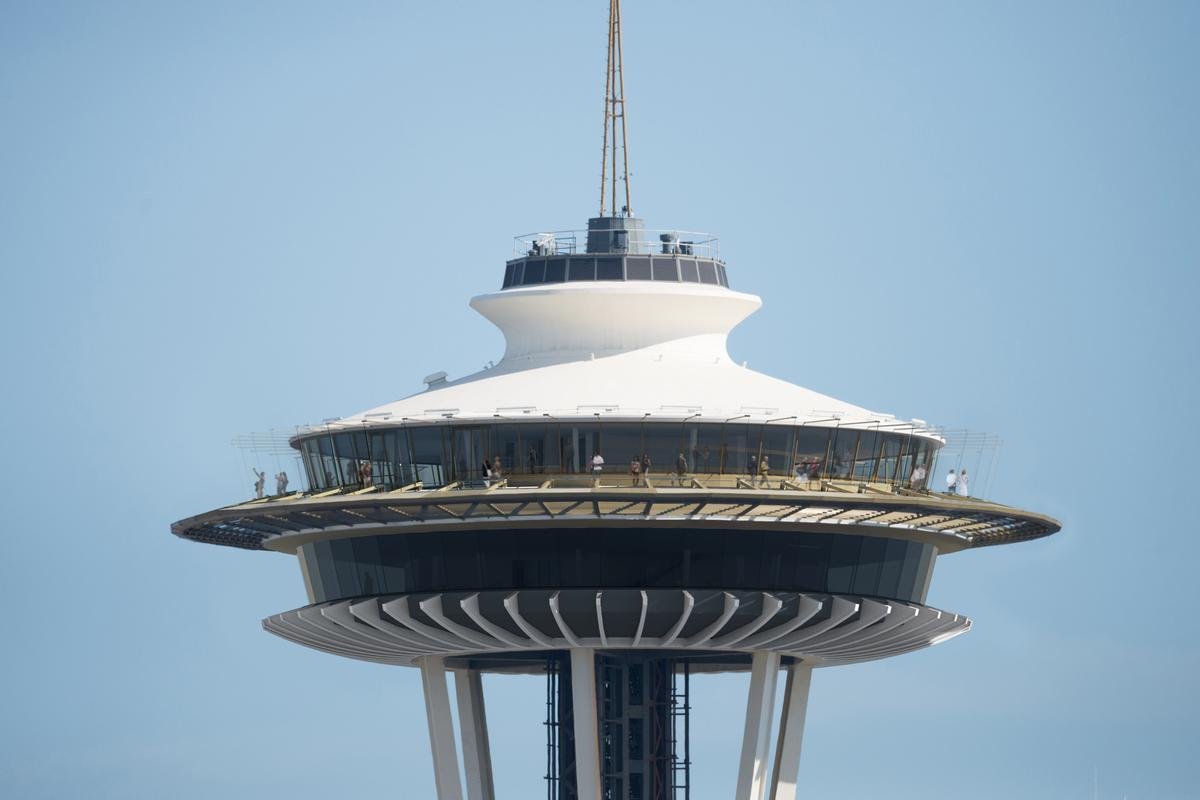 The new enhancements would not alter the profile of the Space Needle that help symbolise the city skyline