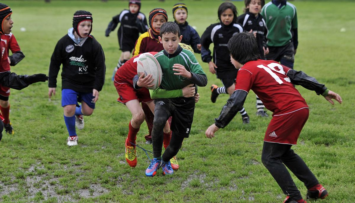 Sport Wales chair Lawrence Conway said communities were at the 'core' of growing participation