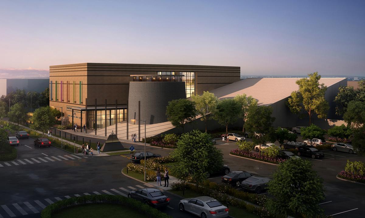 Houston's Holocaust Museum unveils US$33.8m expansion