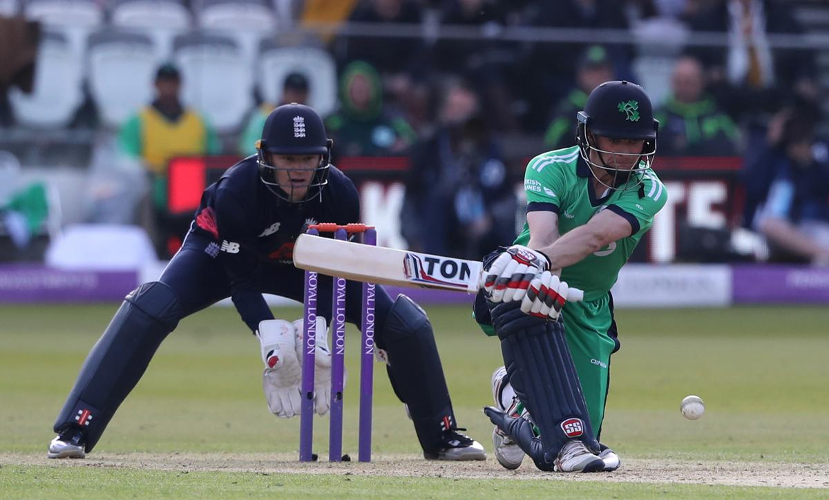 Ireland played England at Lord's earlier this year