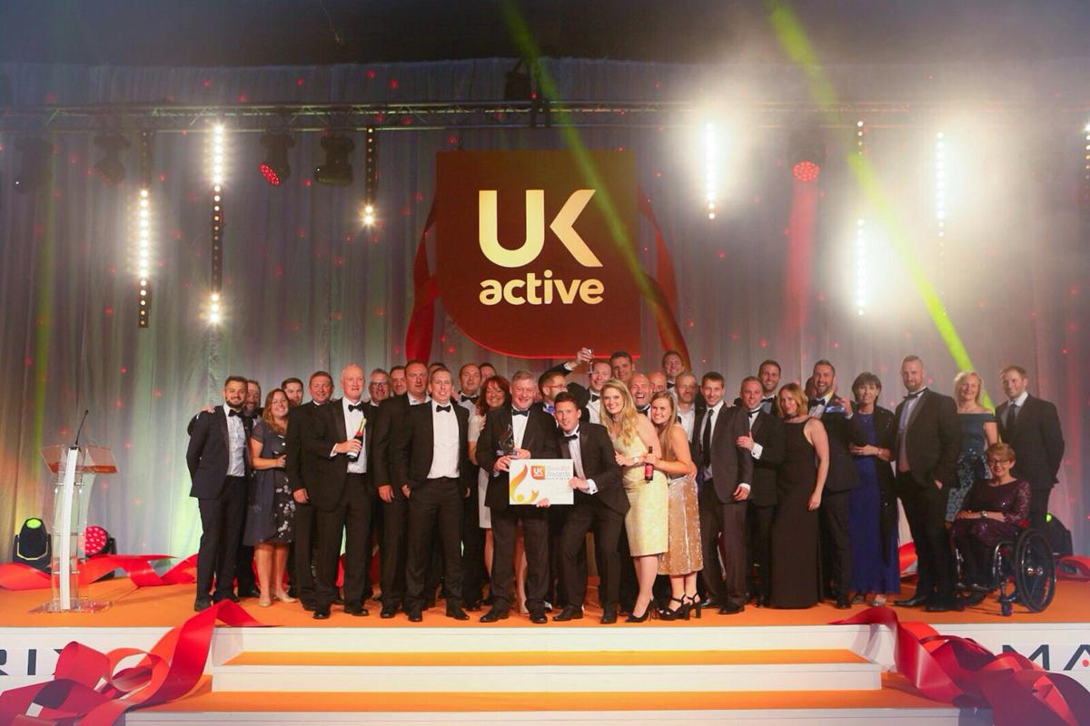 The awards followed ukactive's Flame Conference in Telford