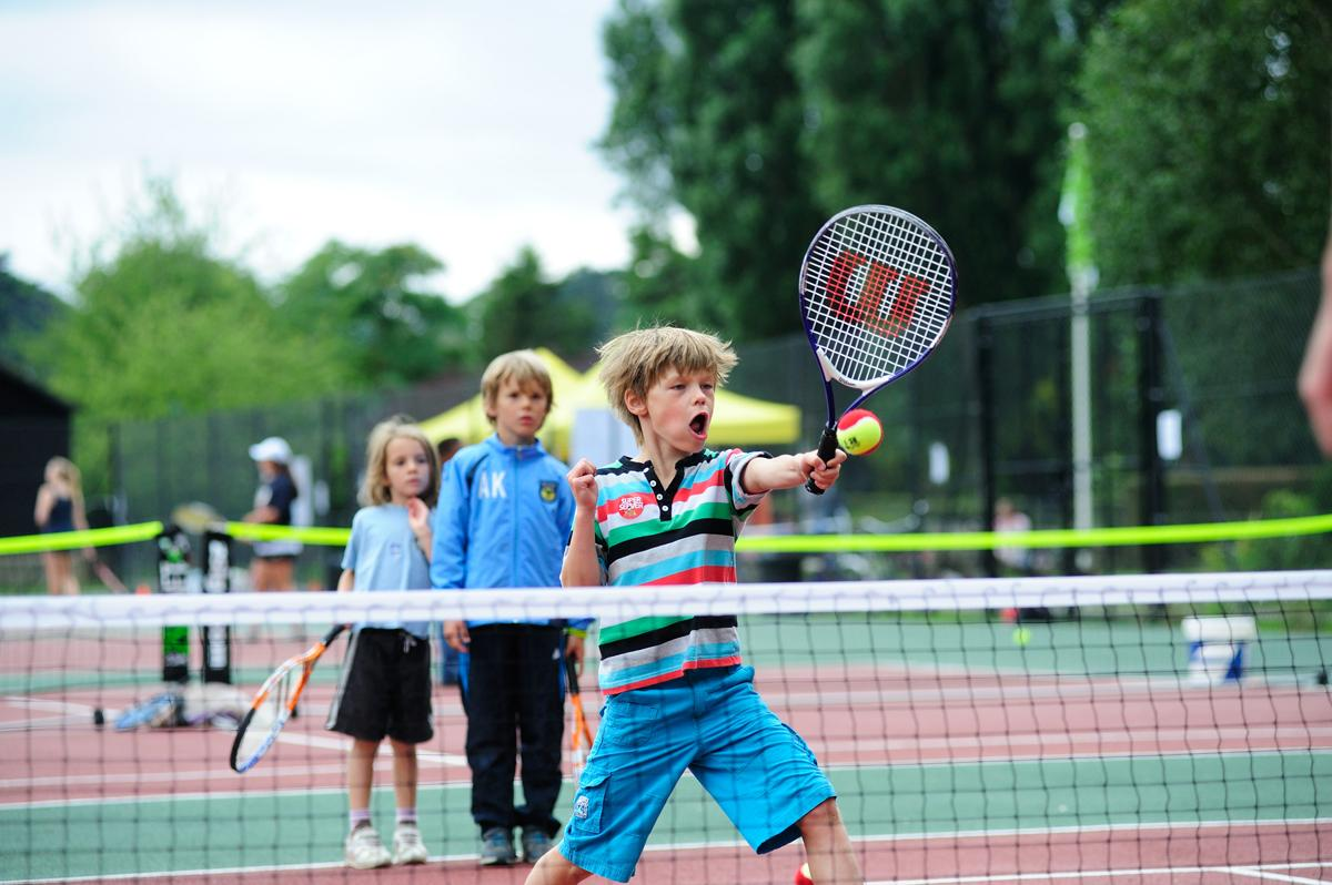 The aim of the project is to get more children interested in the sport with easy-access facilities