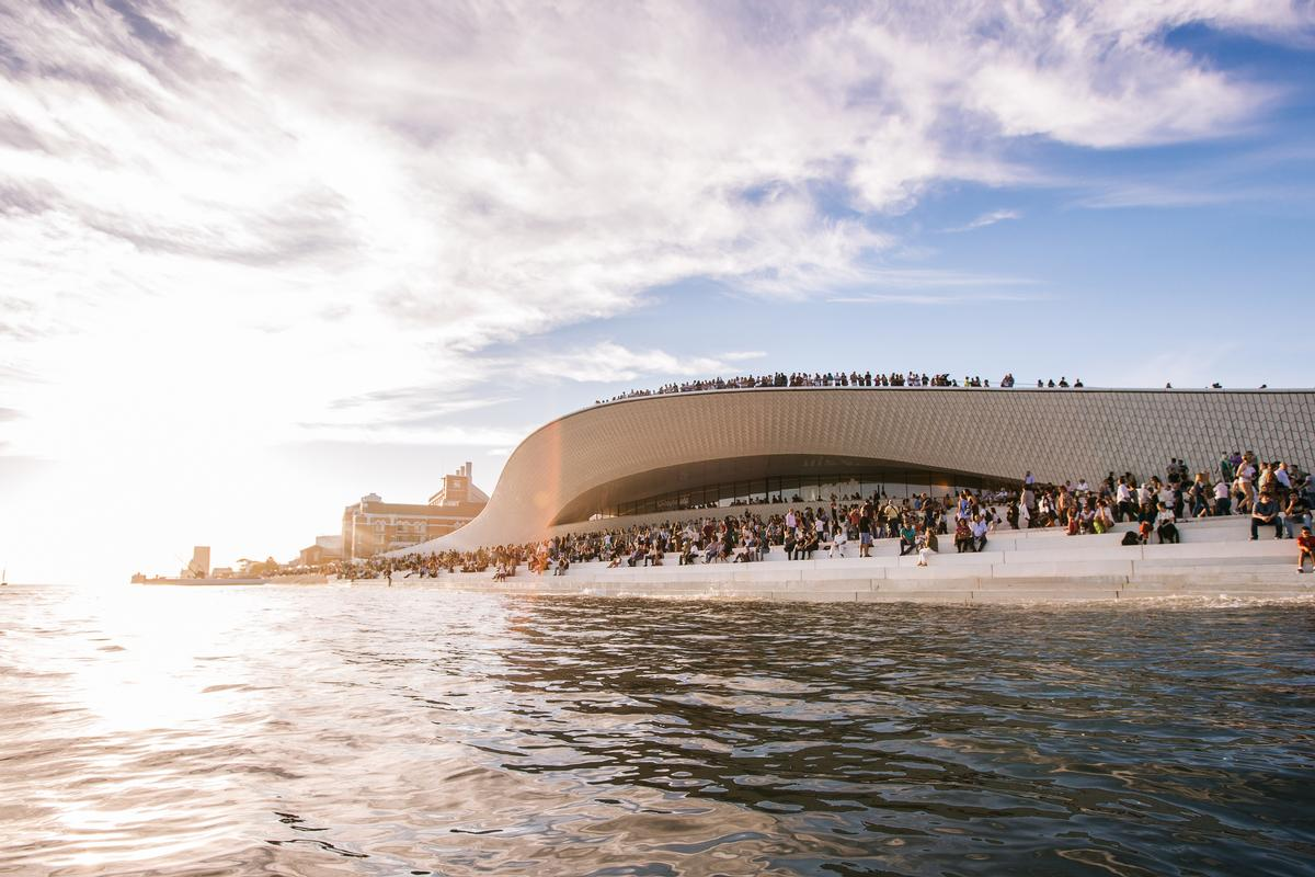 AL_A MAAT Museum on Lisbon waterfront / WAF