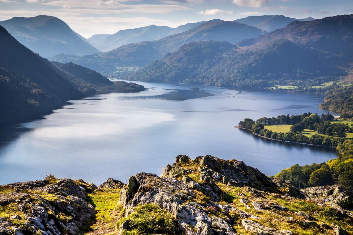 The Lake District becomes Britain's first national park to receive World Heritage status / Unesco