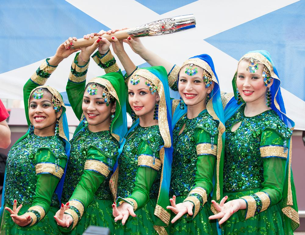 The Queen's Baton Relay forms part of the Games' cultural programme of events