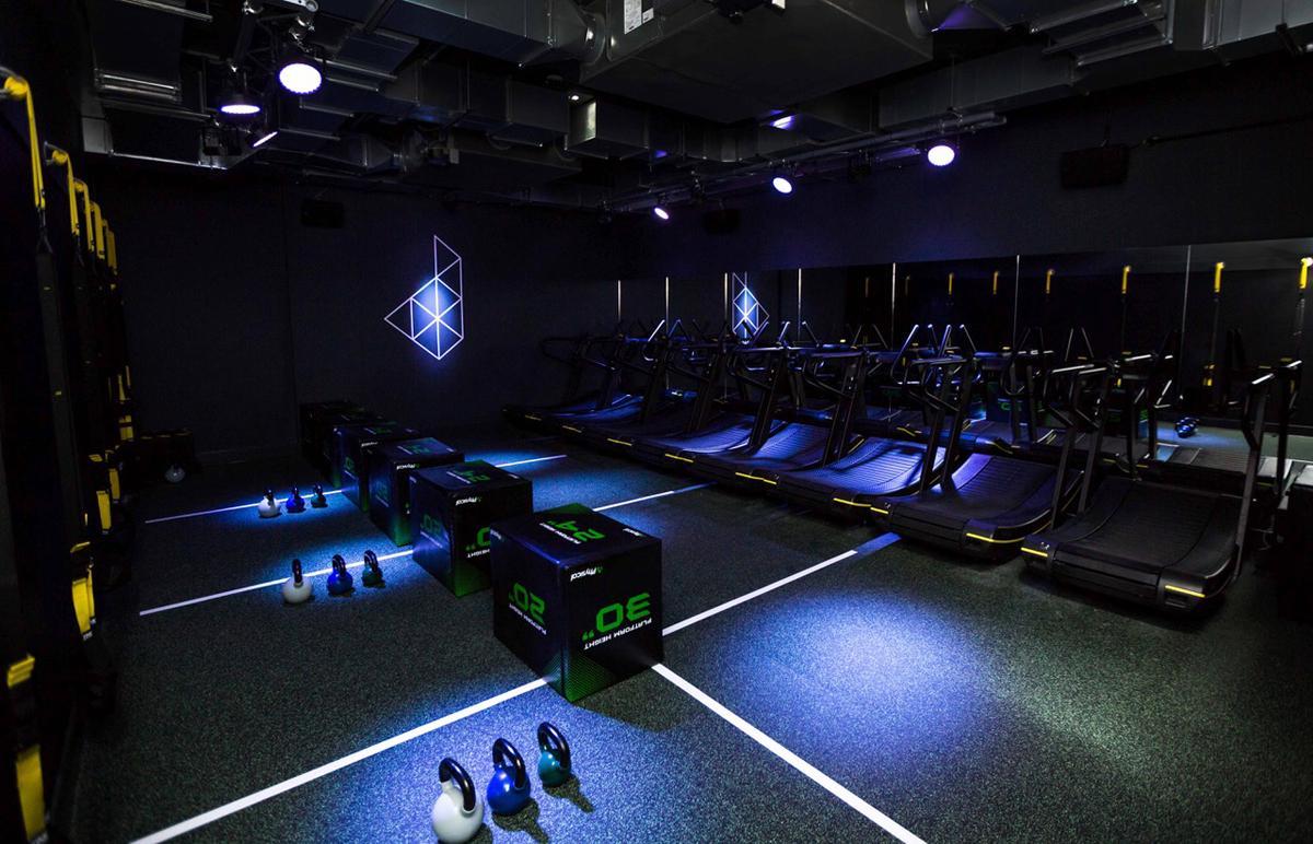 Matrix studio programmes are based on the elements 'run, condition, move'