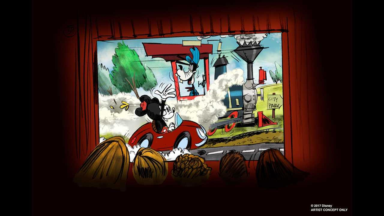 Mickey Mouse will get his first ride in Disney history at Hollywood Studios