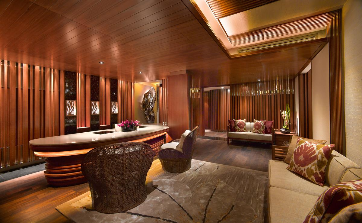 Local wellness company Eu Yan Sang has collaborated on its offerings / Shangri-La