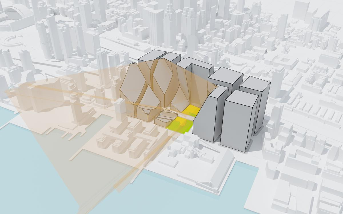Perkins + Will's Energy Lab has developed a new type of sunlight modelling that accounts for a wide range of environmental factors / Perkins + Will