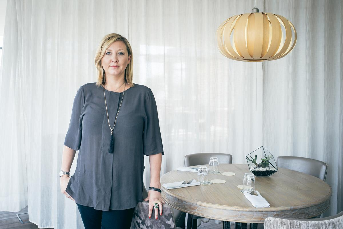 During her 20-year career, Hepburn has opened and developed some of the UK's leading luxury hotel spas