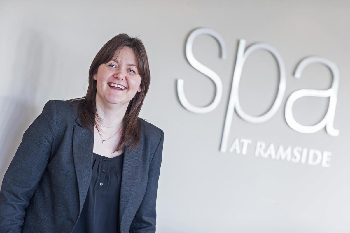 Spa director Joanne Green said the expansion of staff will better serve the spa's clients on busy weekends