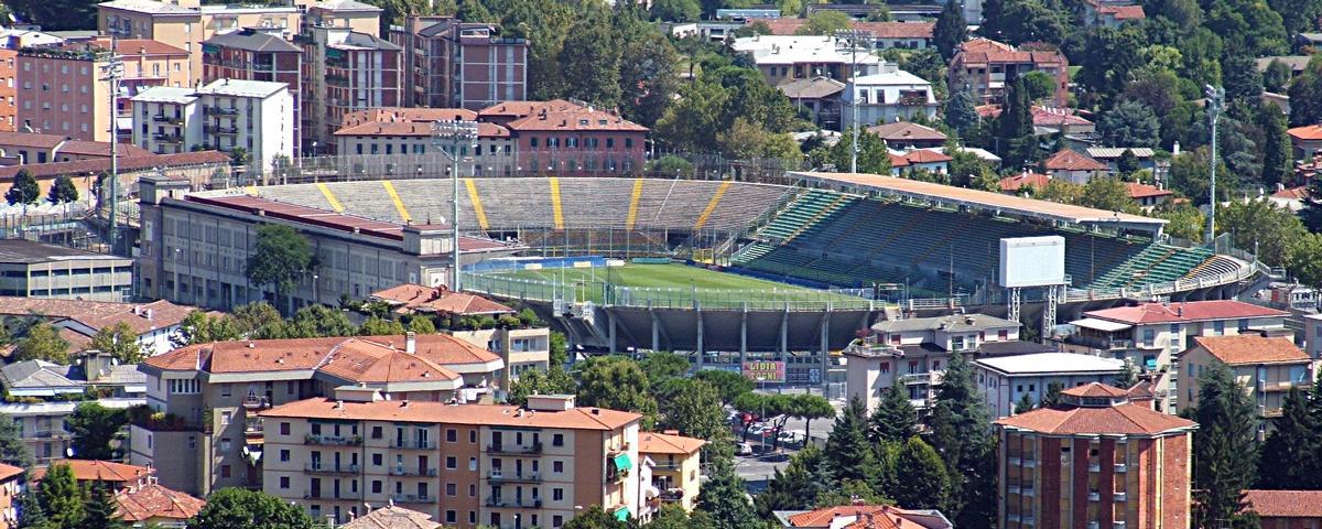 Architect Mauro Piantelli will make the 21,000-capacity Stadio Atleti Azzurri d'Italia 'modern and welcoming' / Luigi Chiesa