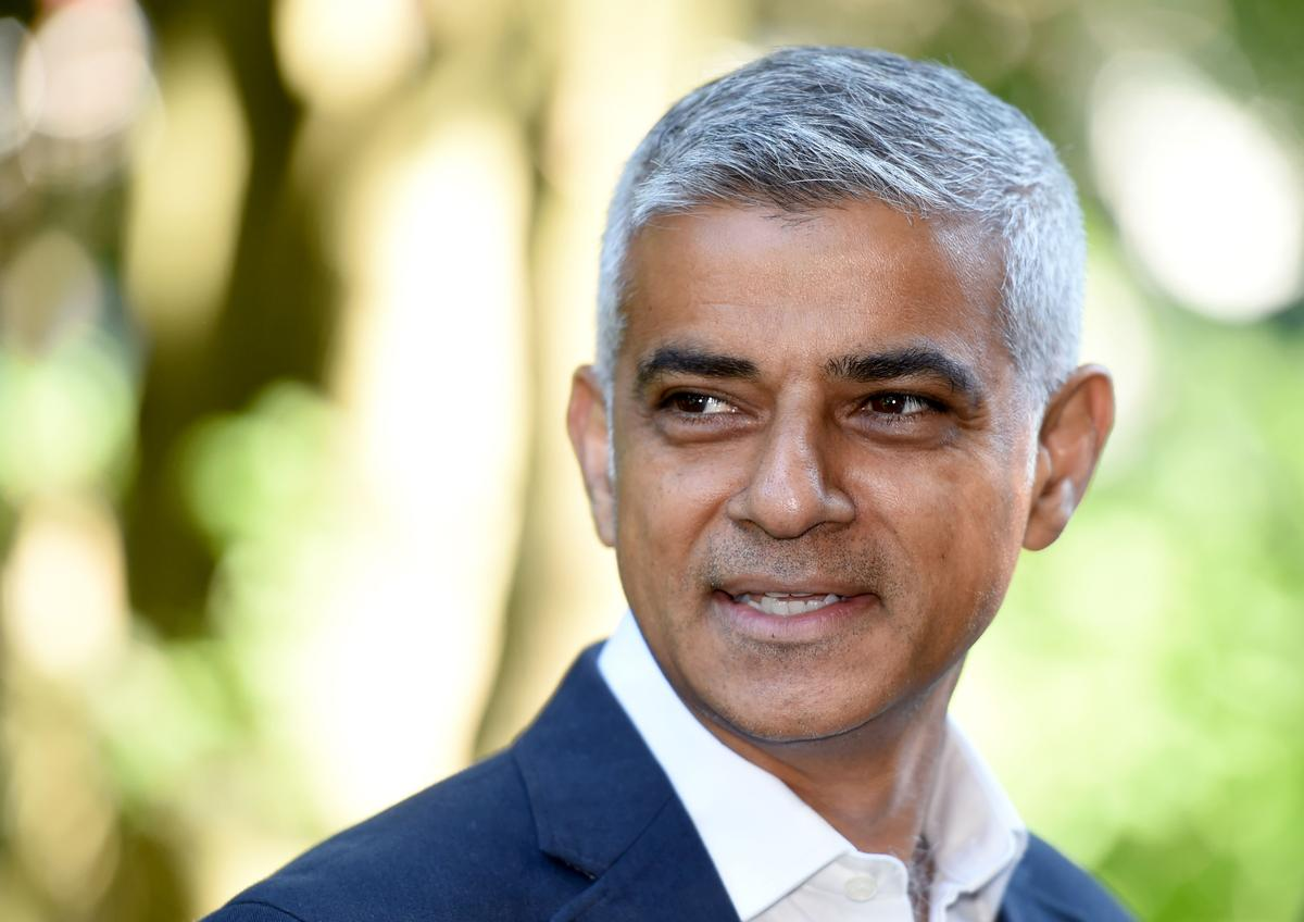 Sadiq Khan sets out vision for green London as mayor plans to make capital first National Park City