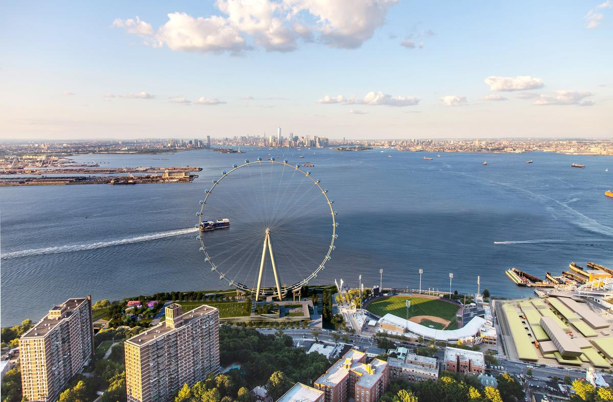 Life for New York Wheel as developer closes in on new contractor
