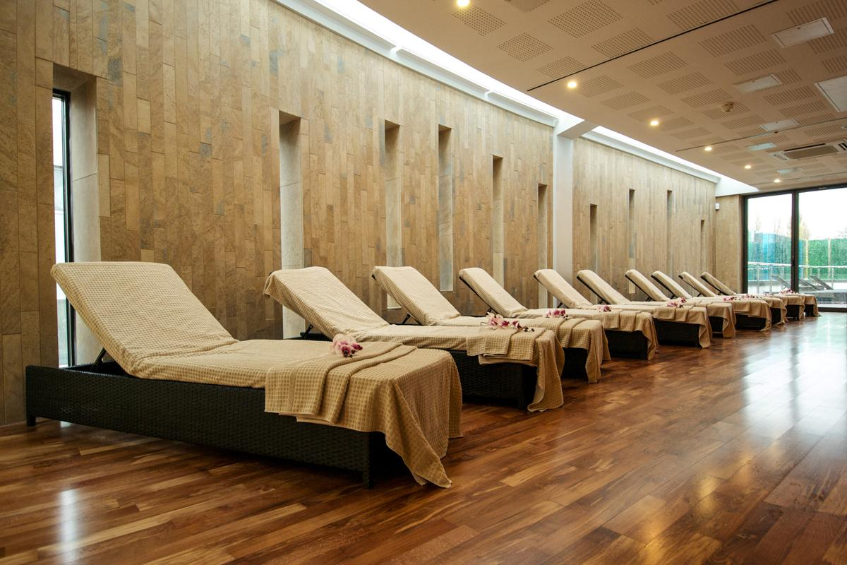 The Verulamium Spa at Everyone Active Westminster Lodge Leisure Centre