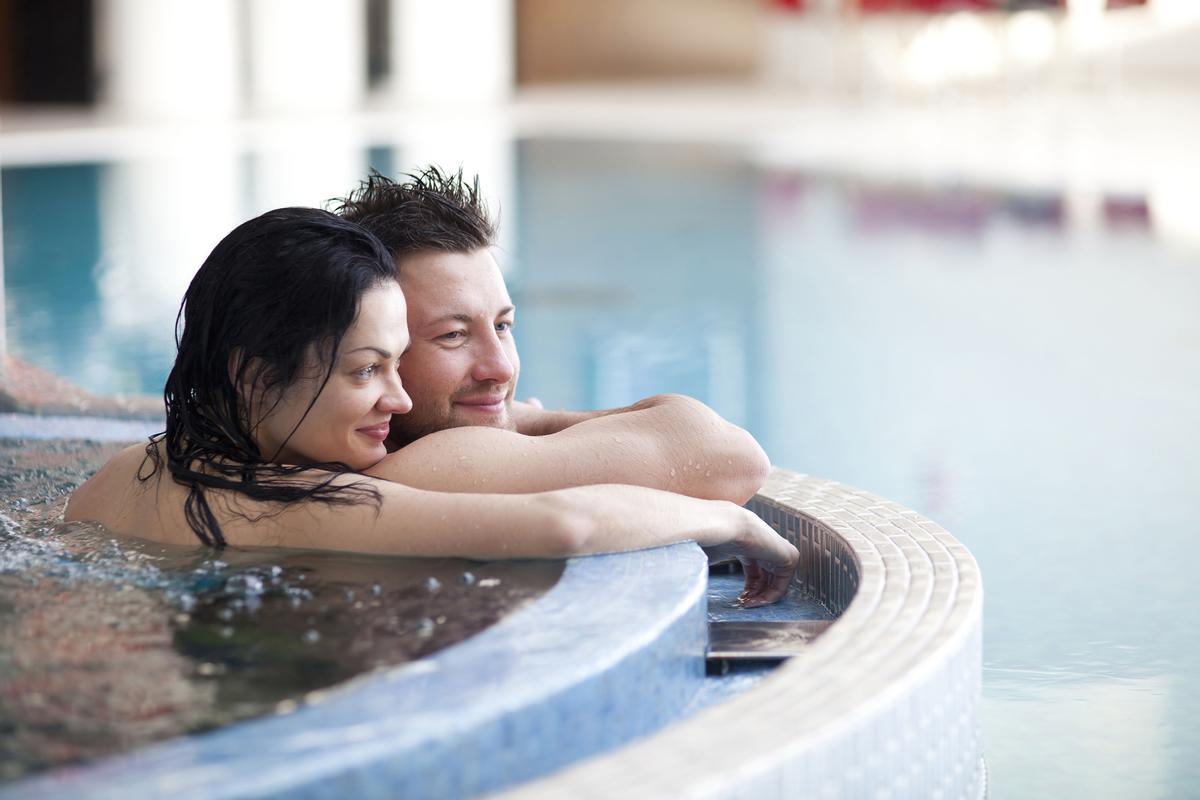 A number of centres are introducing spa facilities / Shutterstock