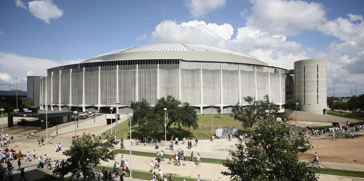 The Astrodome was closed in 2008 for multiple building code violations / ULI