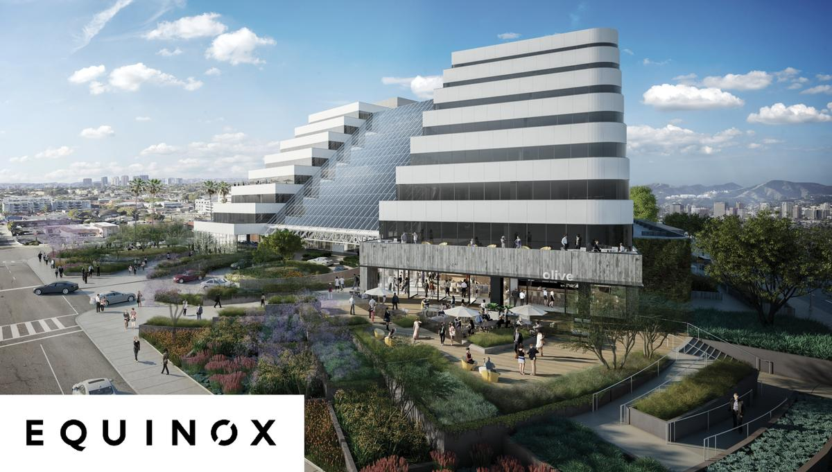 Runyon Group and LBA Realty are transforming the property into a mixed-use leisure and commercial destination / Equinox