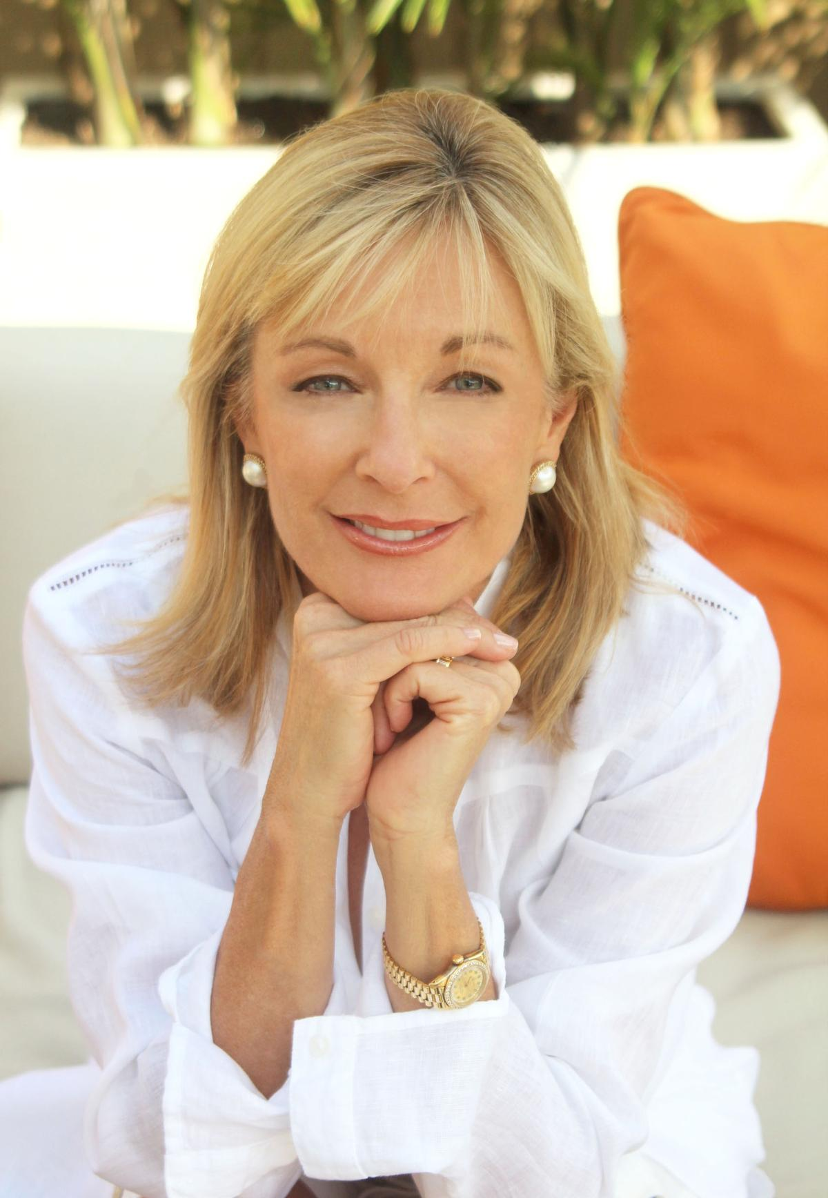 Susie Ellis Chairman and CEO of The Global Wellness Summit / Club Wellness Institute