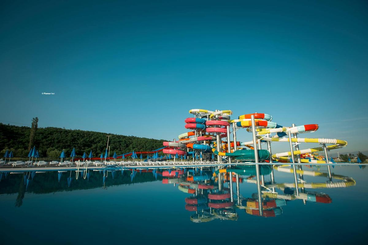 The aqua park is part of a small but growing trend for the area, according to Polin, which has dedicated resources to developing new projects in the Balkans region