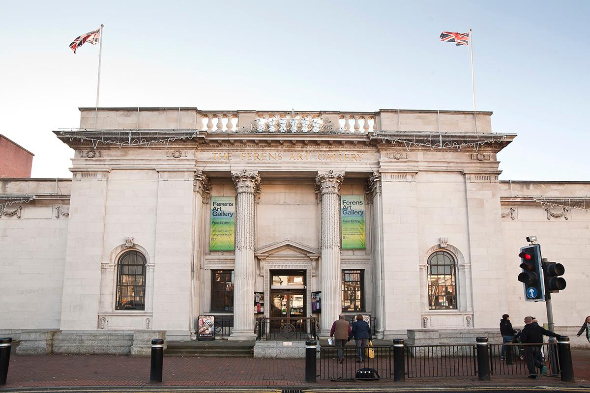 The Ferens Art Gallery has been selected to host this years' Turner Prize / Hull 2017