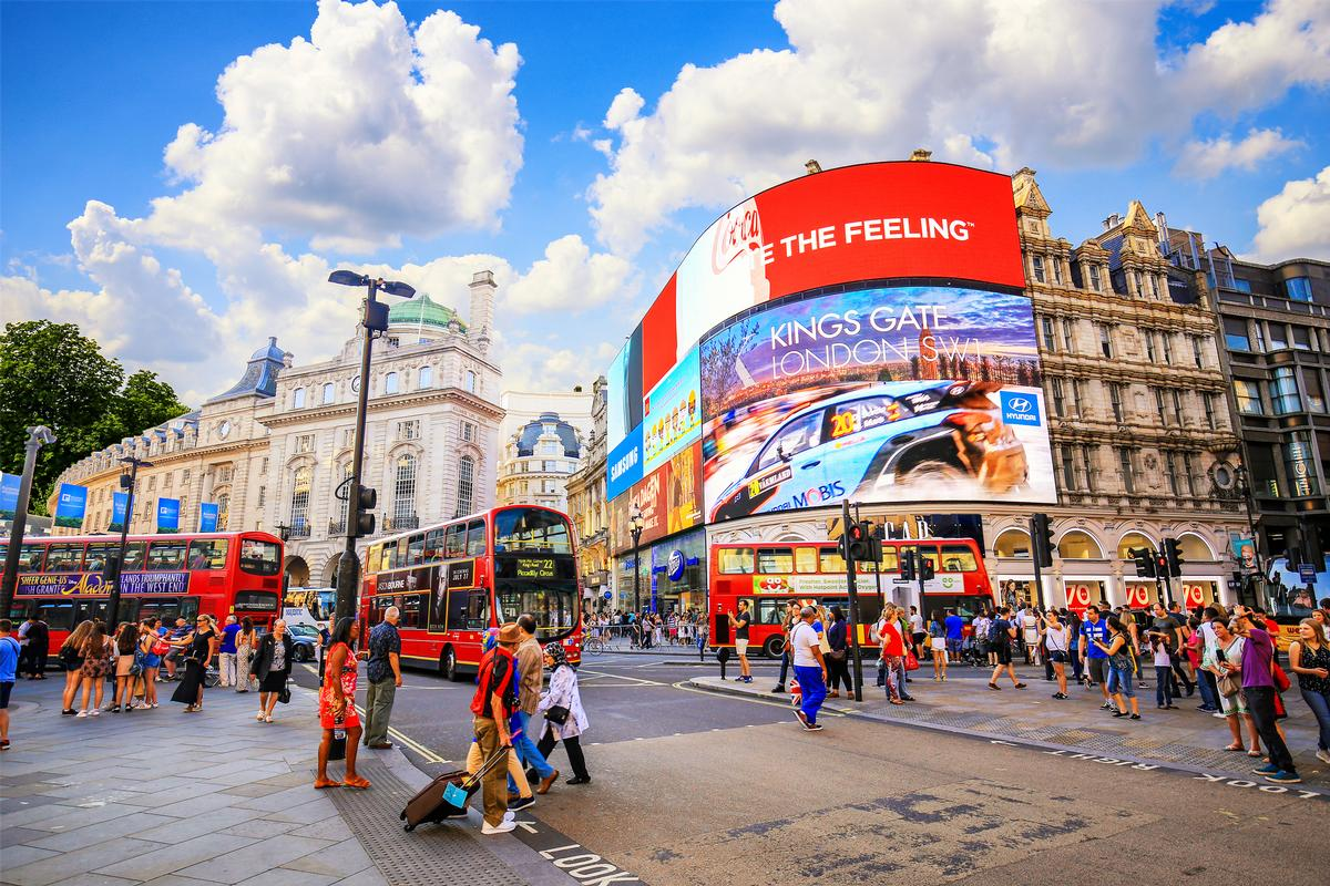 More than 100 industry partners including the likes of Merlin Entertainments, Airbnb and Gatwick Airport have backed the mayor's new tourism vision / Shutterstock.com