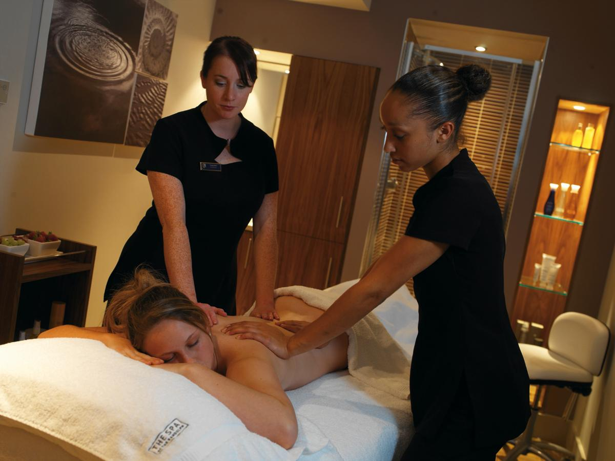 Spa staff will be able to benefit from a tailor-made careers programme