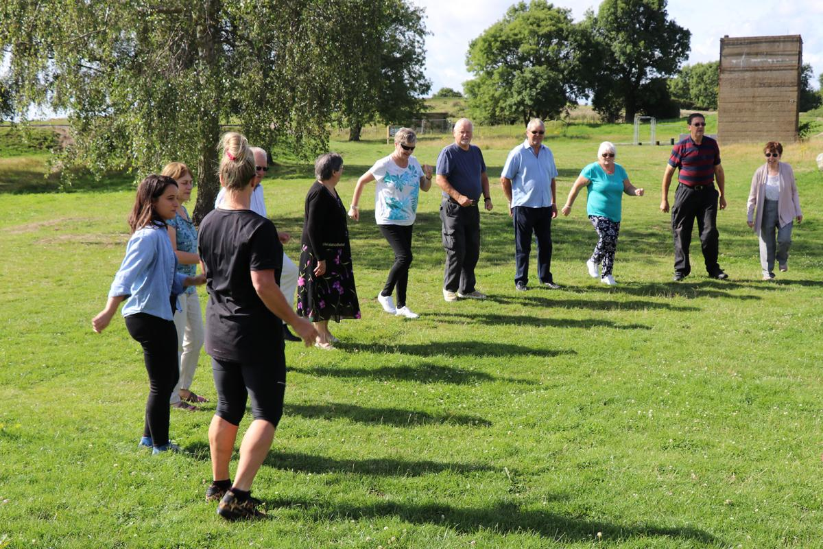 The health programme prescribes exercise as medicine and has helped more than 1,700 patients