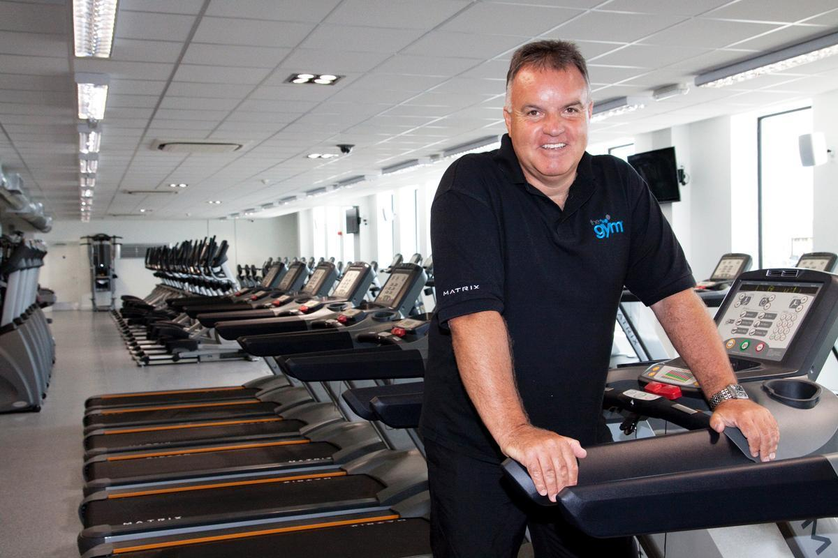 The Gym Group CEO John Treharne says the company is seeking more quality sites